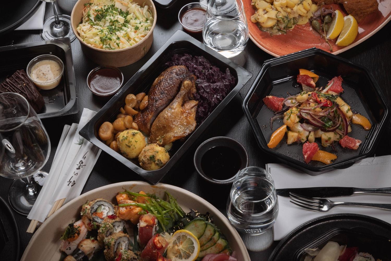 Hochwertige Steaks und kailfornische Sushi-Kreationen - GhostKitchen 03 min